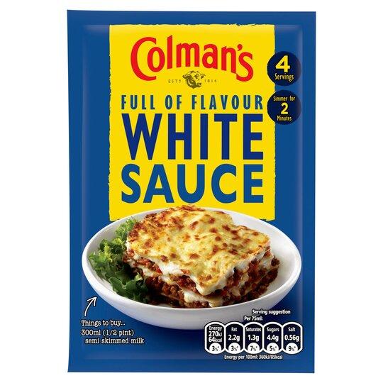 Colman's White Sauce Mix 25G