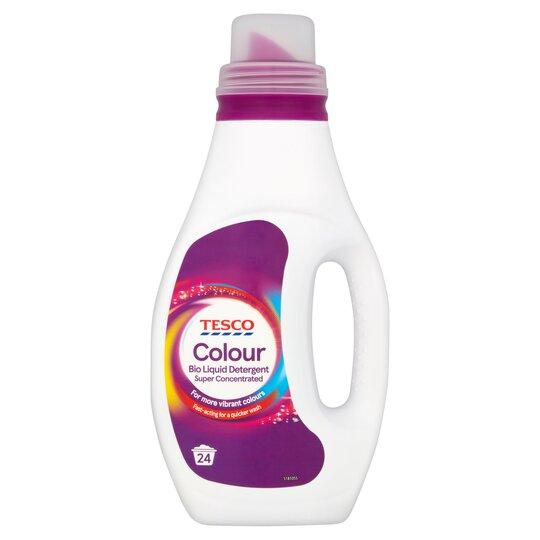 Tesco Super Concentrated Colour Liquid 720Ml 24W