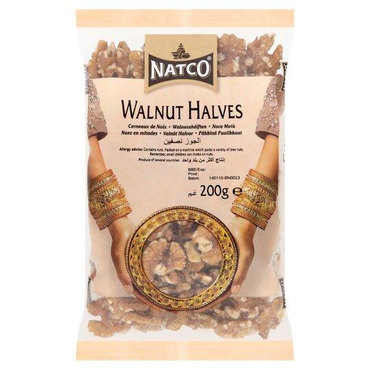 Natco Walnut Halves 200G