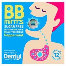 image 1 of Dentyl Bb Mints Peppermint 12'S