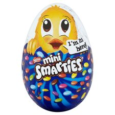 image 2 of Nestle Smarties Chicken In An Easter Egg 100G