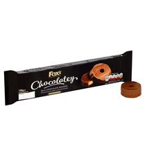 image 2 of Foxs Chocolaty Milk Chocolate Rounds 130G