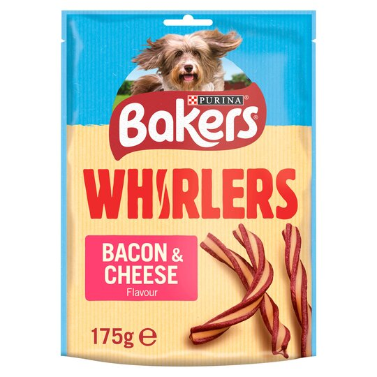 image 1 of Bakers Whirlers Ham And Cheese 175G