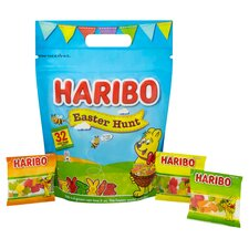 image 2 of Haribo Easter Hunt Pouch 512G