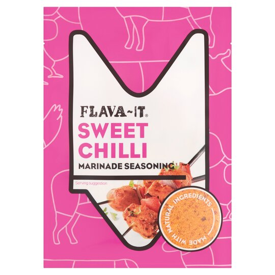 Flava-It Sweet Chilli Marinade 35G