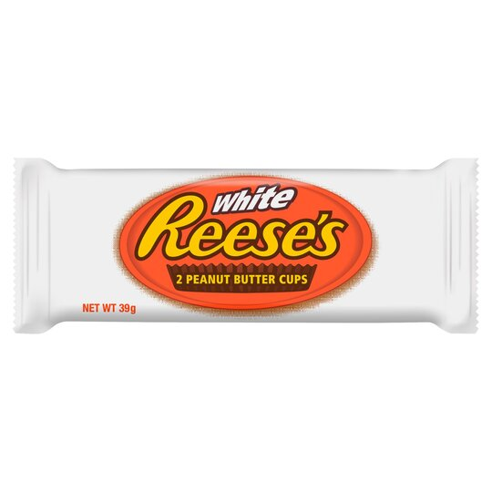 Reese's White 2 Peanut Butter Cups 39G