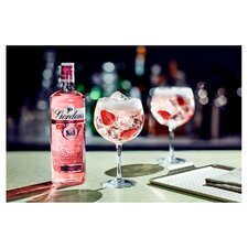 image 2 of Gordon's Premium Pink Distilled Gin 70Cl