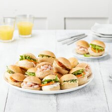 image 3 of Tesco Easy Entertaining Mini Roll Platter 20 Piece