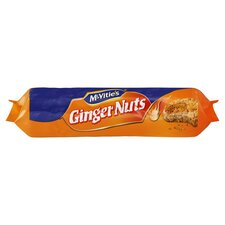 image 1 of Mcvities Ginger Nuts 250G
