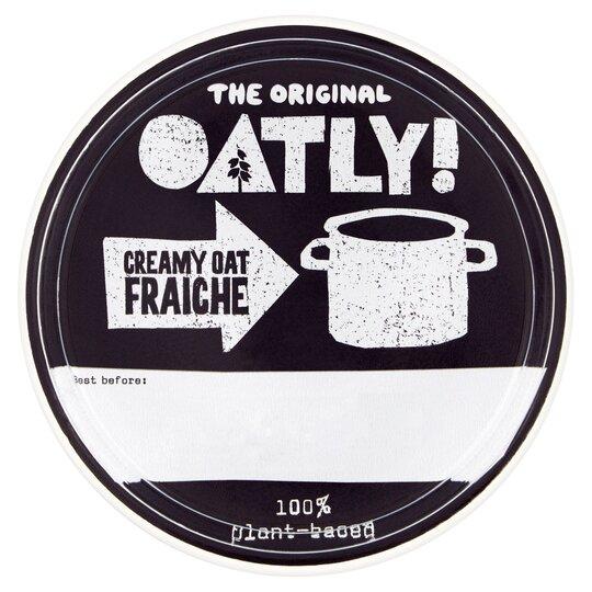 Oatly Creamy Oat Fraiche 200Ml