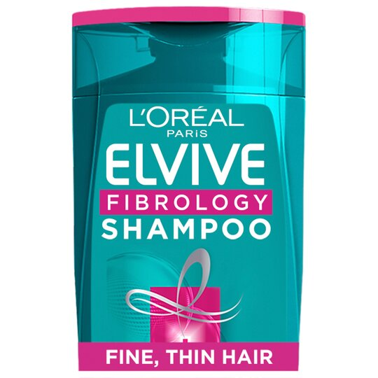 image 1 of L'oreal Elvive Fine Hair Thickening Shampoo 300Ml