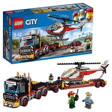 image 2 of LEGO City Heavy Cargo Transport 60183