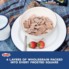 image 3 of Nestle Frosted Shreddies Cereal 500G