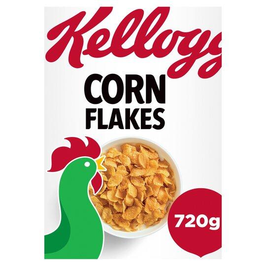 Kellogg's Corn Flakes 720G