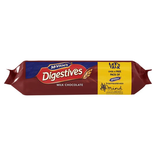 Mcvitie's Milk Chocolate Digestives 433G