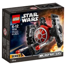 image 1 of LEGO Star Wars First Order TIE Fighter™ Microfighter - 75194