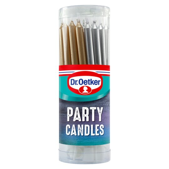 Dr. Oetker Party Candles 18'S