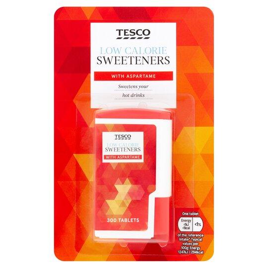 Tesco Tablet Sweeteners 300'S