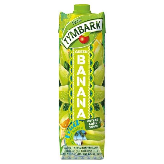 Tymbark Green Banana Juice 1 Litre
