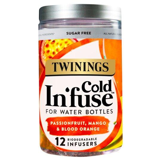 Twinings Infuse Cold Passion Fruit Mango Orange 30G