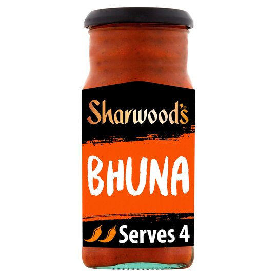 Sharwoods Bhuna Medium Sauce 420G
