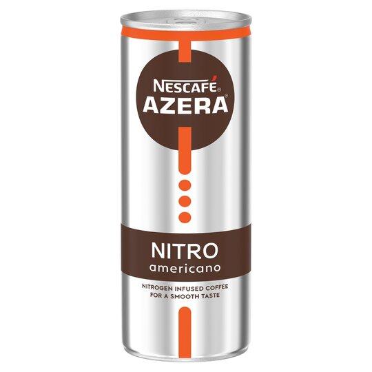 Nescafe Azera Nitro Americano Coffee 192Ml