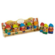 image 2 of Lindt Santa's Little Helpers 50G
