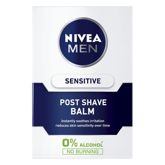 Nivea Men Sensitive Aftershave Balm 100Ml