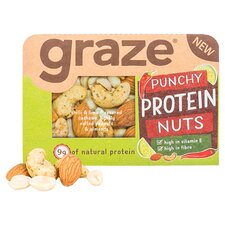 image 2 of Graze Punchy Nut 41G