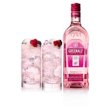 image 2 of Greenall's Wild Berry Pink Gin 70Cl