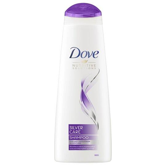 nouvelle arrivee meilleures chaussures profiter du prix le plus bas Dove Silver Care Shampoo 250Ml