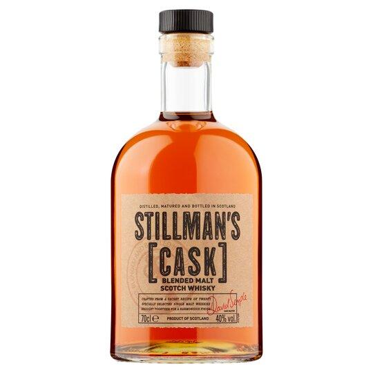 Stillman's Cask Blended Malt Whisky 70Cl