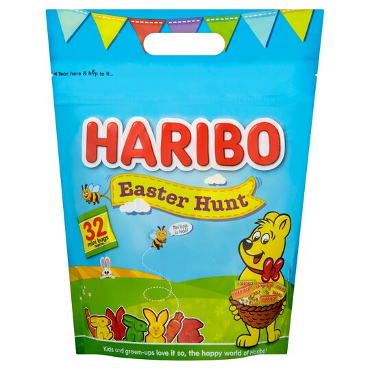 image 1 of Haribo Easter Hunt Pouch 512G