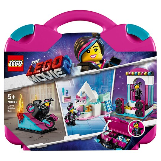 image 1 of LEGO Lucy's Builder Box THE LEGO MOVIE 2 Building Set