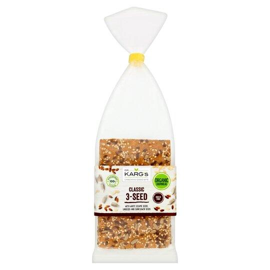 Dr Karg 3 Seeds Crisp Bread Slices 200G