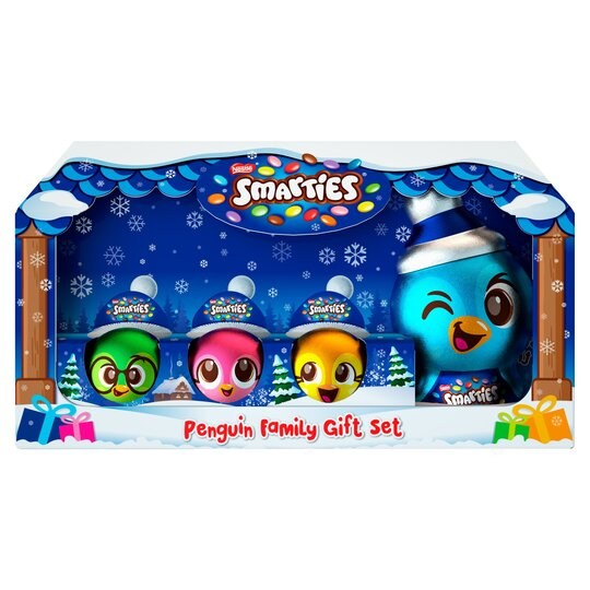 Smarties Christmas Gift Set 149.5G
