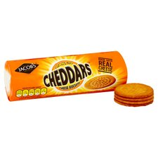 image 2 of Jacobs Baked Cheddar Biscuits Cheese 150G