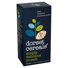 image 1 of Dorset Cereals Simply Delicious Muesli 850G
