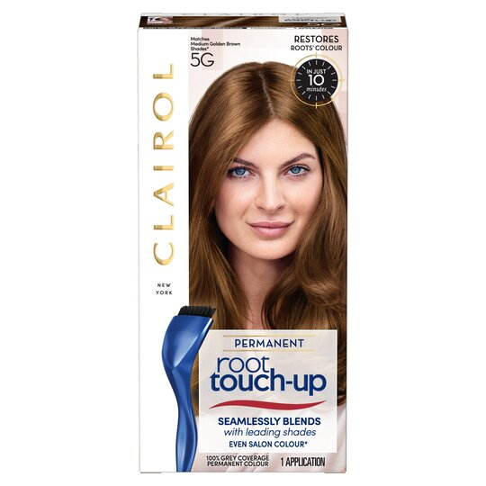 Clairol Nice 'N Easy Root Touch Up 5G Medium Gold Brown