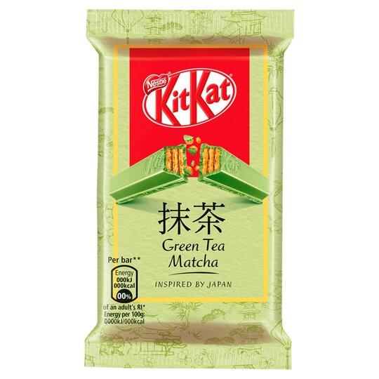 Kit Kat 4 Finger Green Tea Matcha 41.5G
