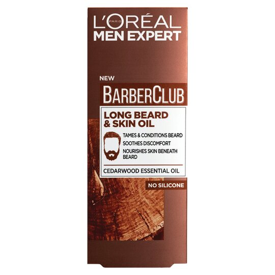 image 1 of L'oreal Expert Barberclub Beard Oil 30Ml