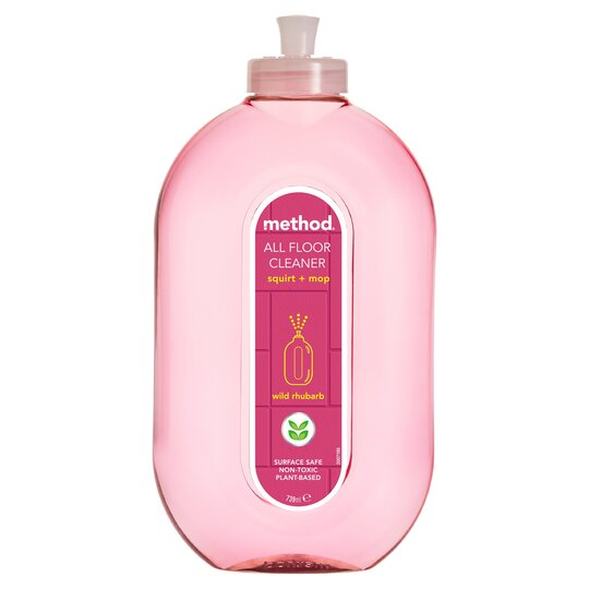 Method Wild Rhubarb All Floor Cleaner 739Ml