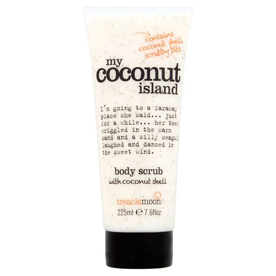Treaclemoon Coconut Island Body Scrub