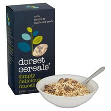 image 2 of Dorset Cereals Simply Delicious Muesli 850G
