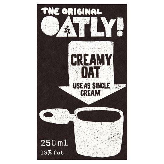 Oatly Creamy Oat 250Ml