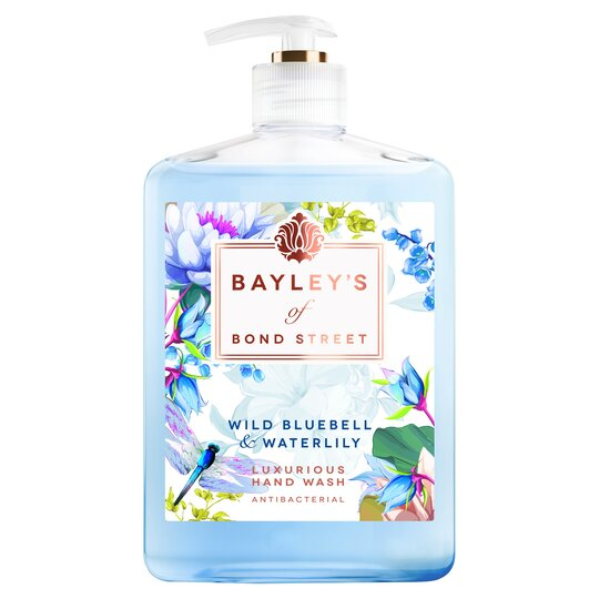 Bayley's Of Bond Street Bluebell Handwash 500Ml