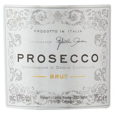 image 3 of Tesco Finest Prosecco Doc 75Cl