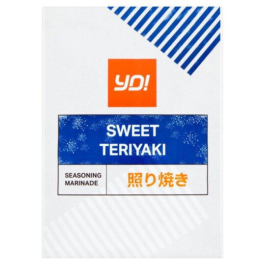 Yo! Sweet Teriyaki Seasoning Marinade 35G