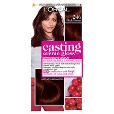 image 1 of Loreal Casting Creme Gloss 246 Black Henna