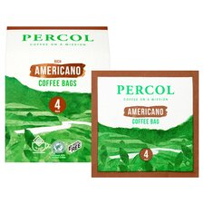 image 2 of Percol All Day Americano Coffee Bags 10S 80G